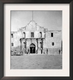 The Alamo in San Antonio, TX Photograph No.1 - San Antonio, TX Posters