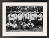 New York Female Giants, Baseball Photo No.2 - New York, NY Posters
