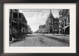 View of Nineteenth Street No. 2 - Bakersfield, CA Art