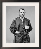 Ulysses S. Grant Photograph Poster