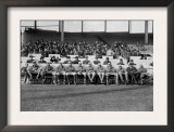 NY Giants Team, Baseball Photo No.4 - New York, NY Print