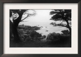 View of Monterey Bay from 17 Mile Drive - Carmel, CA Prints