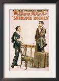 Sherlock Holmes Theatrical Play Poster No.3 Posters