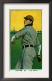 St. Louis, MO, St. Louis Browns, Bill Graham, Baseball Card Prints