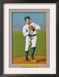 Brooklyn, NY, Brooklyn Dodgers, Bill Bergen, Baseball Card Prints