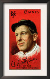 New York City, NY, New York Giants, Arlie Latham, Baseball Card Prints