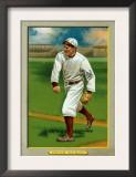 New York City, NY, New York Giants, Larry Doyle, Baseball Card Prints