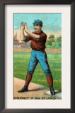 St. Louis, MO, St. Louis Browns, Charles Comiskey, Baseball Card Prints