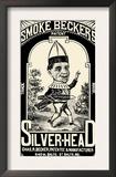 Smoke Beckers Silver-Head Prints