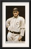 Cleveland, OH, Cleveland Naps, Fred Blanding, Baseball Card Poster