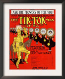 The Tik-Tok Man of Oz Poster
