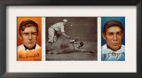 New York City, NY, New York Giants, Otis Crandall, John T. Meyers, Baseball Card Prints