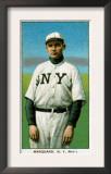 New York City, NY, New York Giants, Rube Marquard, Baseball Card Prints