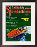 Science and Invention: The Scout Secondary Glider Art
