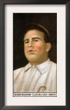Cleveland, OH, Cleveland Naps, Joe Birmingham, Baseball Card Prints
