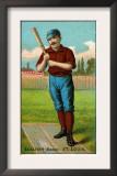 St. Louis, MO, St. Louis Browns, Dan Sullivan, Baseball Card Posters