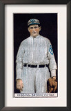 Brooklyn, NY, Brooklyn Dodgers, Robert Higgins, Baseball Card Prints