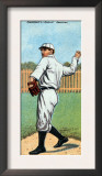 Detroit, MI, Detroit Tigers, Edgar Summers, Baseball Card Posters