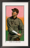 St. Louis, MO, St. Louis Browns, Tom Jones, Baseball Card Prints