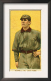 St. Louis, MO, St. Louis Browns, Harry Howell, Baseball Card Prints
