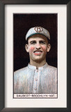 Brooklyn, NY, Brooklyn Dodgers, John Daubert, Baseball Card Prints