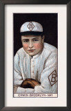 Brooklyn, NY, Brooklyn Dodgers, R. E. Erwin, Baseball Card Posters