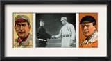 New York City, NY, New York Giants, Roger Bresnahan, John J. McGraw, Baseball Card Prints