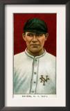 New York City, NY, New York Giants, Myers, Baseball Card Prints
