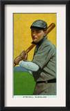 Cleveland, OH, Cleveland Naps, George Stovall, Baseball Card Prints