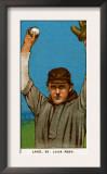 St. Louis, MO, St. Louis Browns, Joe Lake, Baseball Card Poster