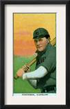 Cleveland, OH, Cleveland Naps, Bill Hinchman, Baseball Card Poster
