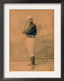 New York City, NY, New York Giants, Jim O'Rourke, Baseball Card Posters