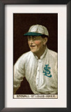 St. Louis, MO, St. Louis Browns, George Stovall, Baseball Card Prints