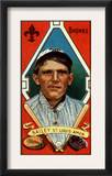 St. Louis, MO, St. Louis Browns, William Bailey, Baseball Card Print