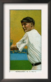 New York City, NY, New York Giants, Rube Marquard, Baseball Card Poster