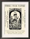 Eureka Factory Cigar Prints