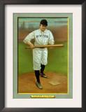 New York City, NY, New York Giants, Willie Keeler, Baseball Card Poster