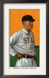St. Louis, MO, St. Louis Browns, Ray Demmitt, Baseball Card Posters
