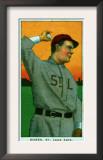 St. Louis, MO, St. Louis Browns, Dineen, Baseball Card Art