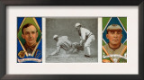 St. Louis, MO, St. Louis Browns, R. J. Wallace, Barney Pelty, Baseball Card Posters