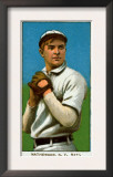 New York City, NY, New York Giants, Christy Mathewson, Baseball Card Prints