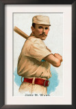New York City, NY, New York Giants, John M. Ward, Baseball Card Prints