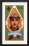 St. Louis, MO, St. Louis Browns, Roderick J. Wallace, Baseball Card Prints