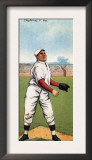 New York City, NY, New York Giants, Larry Doyle, Baseball Card Posters