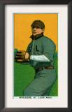 St. Louis, MO, St. Louis Browns, John McAleese, Baseball Card Posters