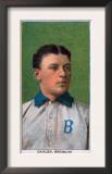 Brooklyn, NY, Brooklyn Dodgers, Bill Dahlen, Baseball Card Print