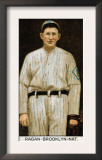 Brooklyn, NY, Brooklyn Dodgers, Don Carlos Ragan, Baseball Card Print