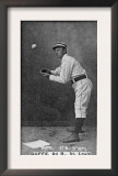 St. Louis, MO, St. Louis Browns, Duffe, Baseball Card Posters