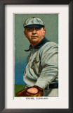 Cleveland, OH, Cleveland Naps, Cy Young, Baseball Card Prints