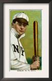 New York City, NY, New York Giants, Mike Donlin, Baseball Card Prints